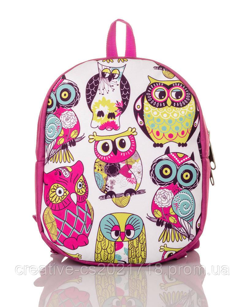 Детский рюкзачок Kiddi (совы)