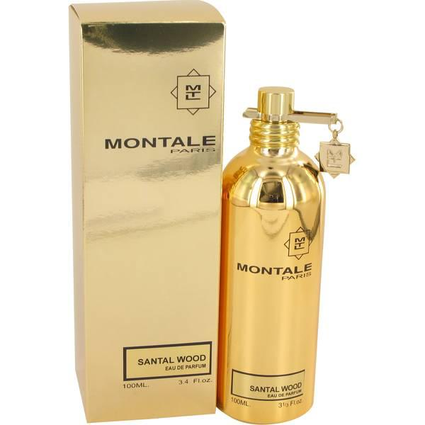 Montale  Santal Wood 100ml  парфюмированная вода (оригинал)