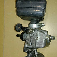 Карбуратор мопед Honda ns 50 c фильтром и фланцем манифольдой