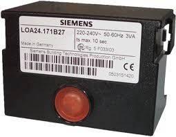 Контроллер Siemens LOA 24.171 B27