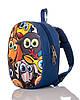 Детский рюкзачок Kiddi (собачки, синий рюкзак), фото 2