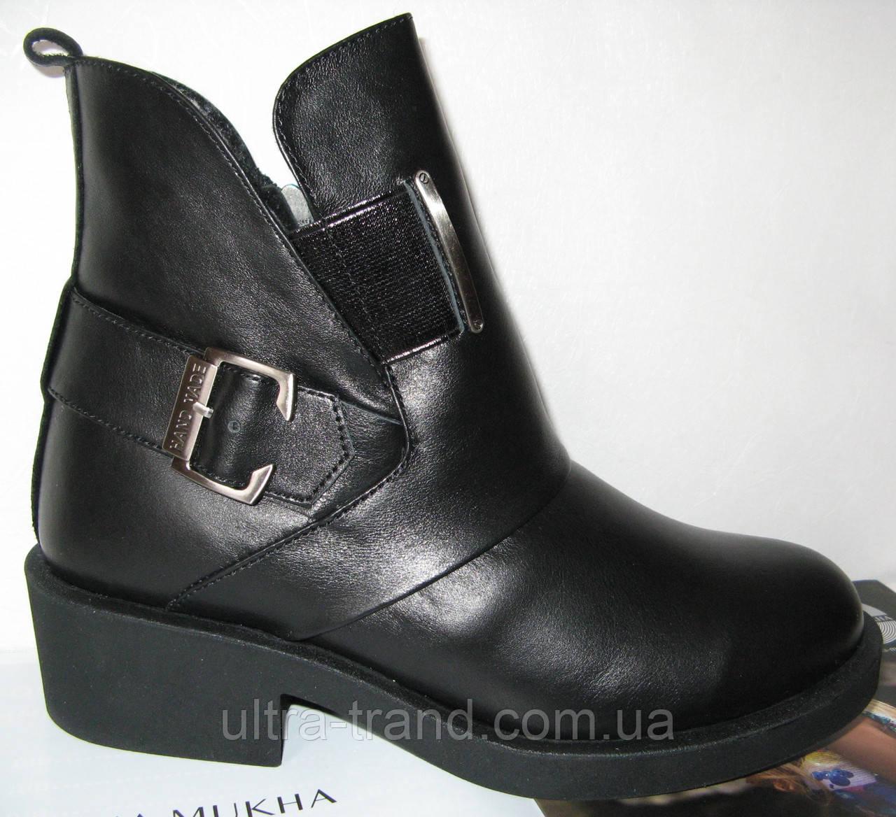 Женские зимние кожаные ботинки в стиле Diesel   продажа, цена в ... b503c574b76