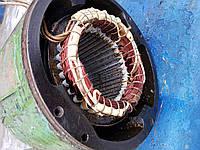 Ремонт электродвигателей серии А , АО2 , АОЛ .