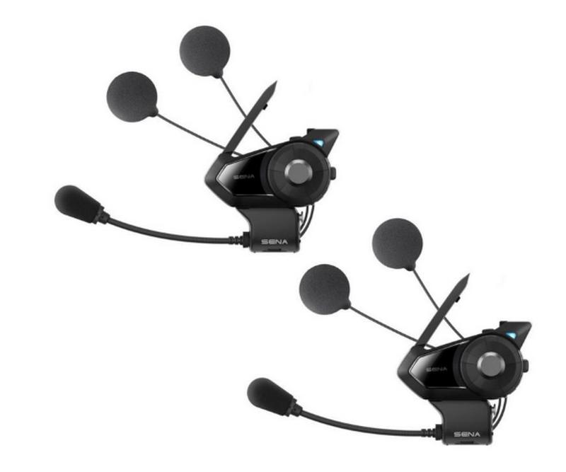 Мотогарнитура Sena 30K Dual комплект на 2 шлема