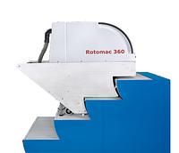 Машина для чистки эскалатора (эскалатороуборочная машина) Rotomac 360