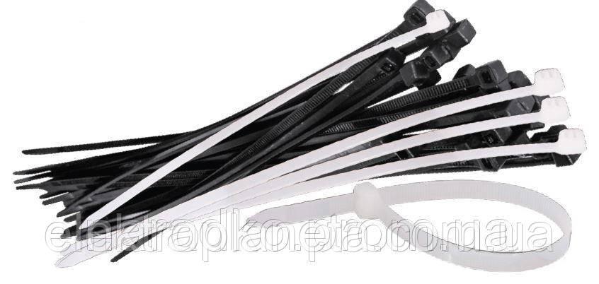Хомути (стяжки) ECO_120 х 2мм чорний (упак 100шт)