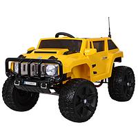 Детский электромобиль Джип Hummer M 3570 EBLR-6 желтый ***