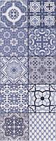 Плитка для стены Атем Izmir sote BL 20x50