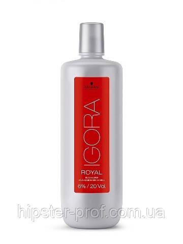 Лосьон-проявитель Igora Royal 6%