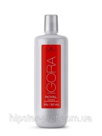 Лосьон-проявитель Igora Royal 9%