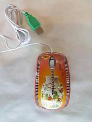 Мышь компьютерная проводная Dongfang