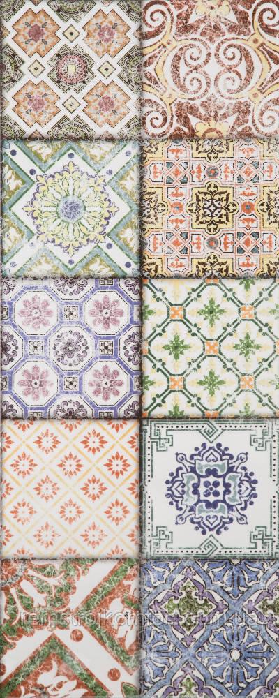 Плитка для стены Атем Izmir Vintage Color 20x50