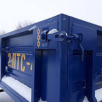 Ручки закрытия бортов тракторного прицепа 2ПТС-4