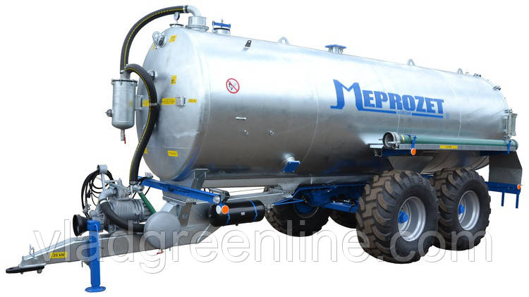 Ассенизационная машина Meprozet  PN-1/14А (16120 л, оцинкованная)