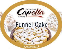 Ароматизатор Capella Funnel Cake (Торт Муравейник)