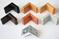 Угол монтажный металл+пластик