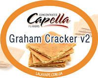 Ароматизатор Capella Graham Cracker v2 (Крекер)