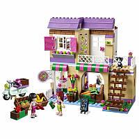 Конструктор Bela Friends 10495 Овощной рынок (аналог Lego), 389 деталей.