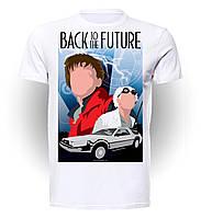 Футболка GeekLand Назад в будущее Back to the Future poster BF.01.002