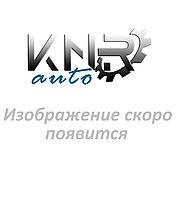 Бампер передний (красного цвета, металлический)  FAW 3252(Фав 3252)