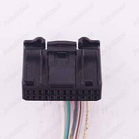Разъем электрический 24-х контактный (29-10) б/у 1379668, фото 1
