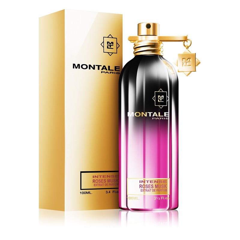 Montale Roses Musk Intense 100ml  парфюмированная вода (оригинал)