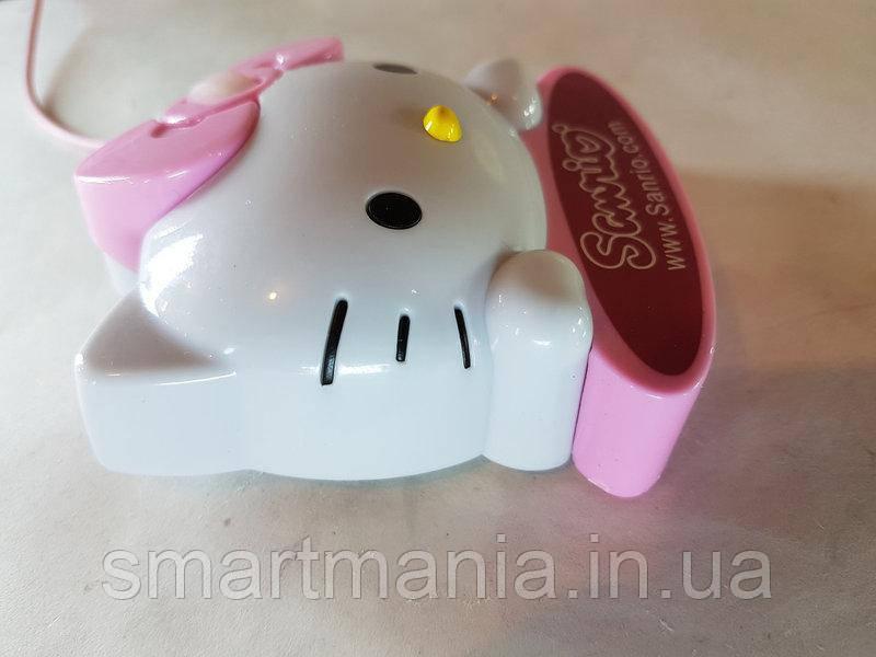 Мышь компьютерная проводная Hello Kitty