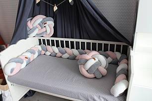 Самый оригинальный бортик в детскую кроватку 17