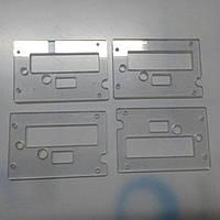 Фрезеровка пластика на станке с ЧПУ
