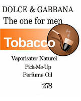 Масляные Духи «The One for Men Dolce&Gabbana»