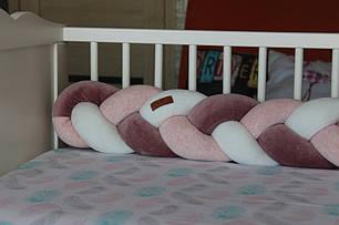 Самый оригинальный бортик в детскую кроватку 23