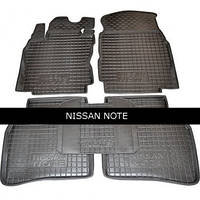 Коврики в салон Nissan Note (2004-)