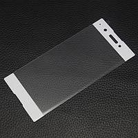 Защитное стекло Sony XA1 Plus / G3412 / G3416 / G3421 / G3423 Full cover белый 0,26мм в упаковке