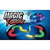 Magic Tracks 360 деталей Big size - две машинки!