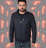 Весенняя куртка - 143 темно-синий