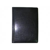 Ежедневник датированный BRISK OFFICE SARIF Стандарт А5 (14,2х20,3) черный