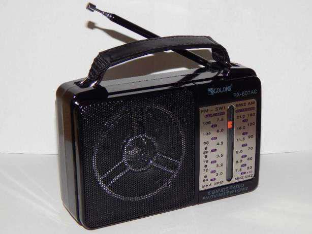Радиоприёмники радио разные Golon RX-607AC/606ACW
