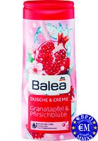 Гель для душу гранат Balea Cremedusche Granatapfel & Pfirsichblüte, 300 ml