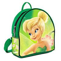 Рюкзак с феей в зеленом цвете