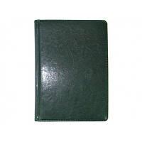 Ежедневник датированный BRISK OFFICE SARIF Стандарт А5 (14,2х20,3) зеленый