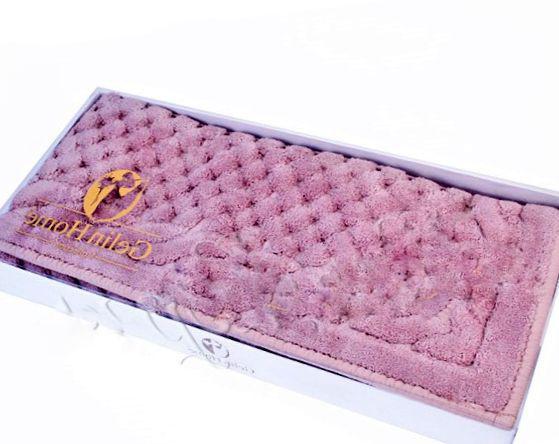 Gelin home килимок ERGUVAN 140х200 темно-рожевий