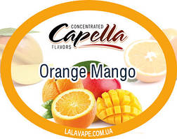 Ароматизатор Capella Orange Mango (Манго Апельсин)