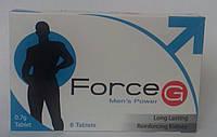 Возбуждающие средства  Force G