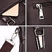 Мужская сумка Feidika BOLO кожа вертикальная, фото 3