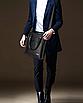 Мужская сумка Feidika BOLO кожа вертикальная, фото 2