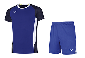 Комплект волейбольной формы Mizuno Premium High-Kyu Tee/Short V2EA7002/V2EB7001-22