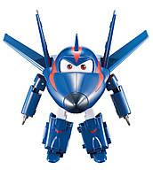 Супер крылья-Самолеты-трансформеры Агент Чейз Super Wings Transforming Agent Chase 5 Оригинал