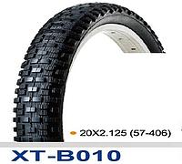 Велопокрышка 20x2,125, SY-B010