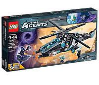 Lego Ultra Agents Ультракоптер против Антивещества 70170