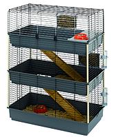 Трехэтажная клетка для кроликов RABBIT 100 TRIS.ferplast